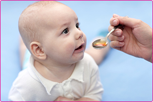Deworming In Child