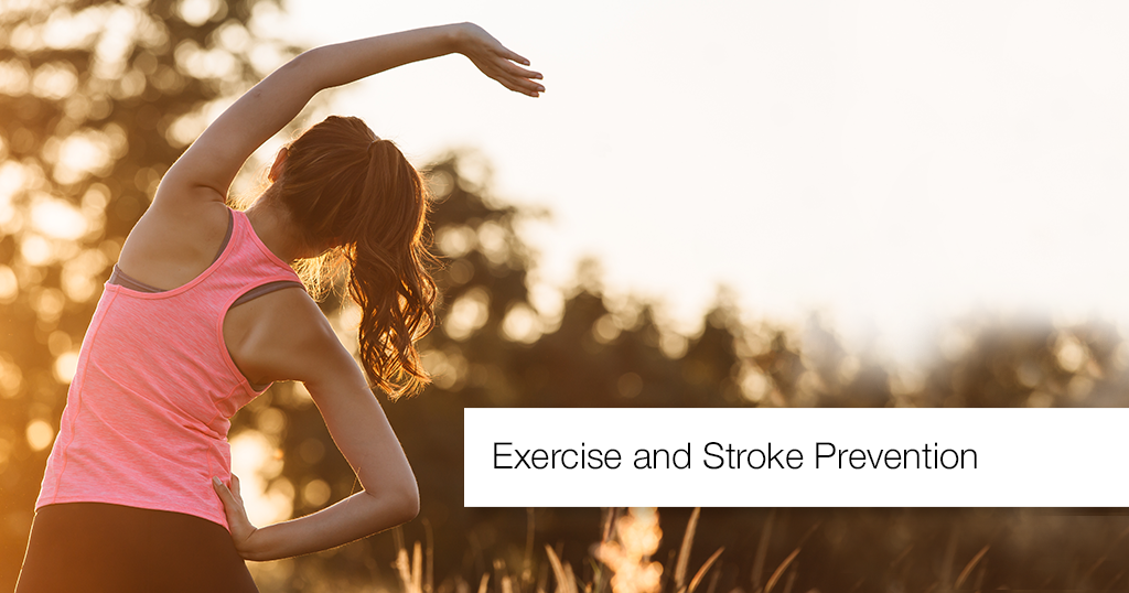 Exercise and Stroke Prevention
